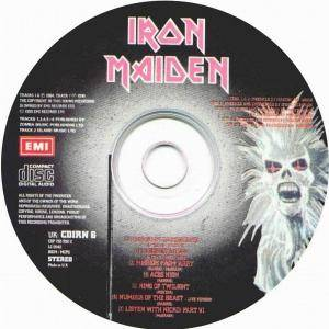 Iron Maiden: 2 Minutes To Midnight / Aces High (Mini-CD / EP) - Bild 3
