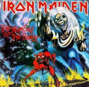 Cover - Iron Maiden: Number Of The Beast, The