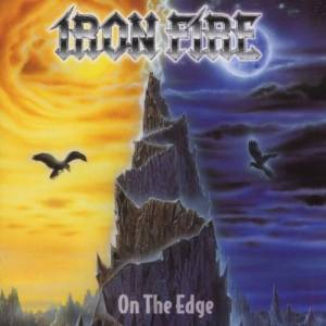 Cover - Iron Fire: On The Edge