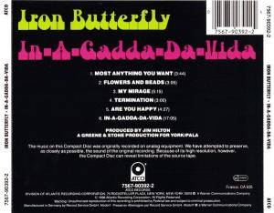 Iron Butterfly: In-A-Gadda-Da-Vida (CD) - Bild 3