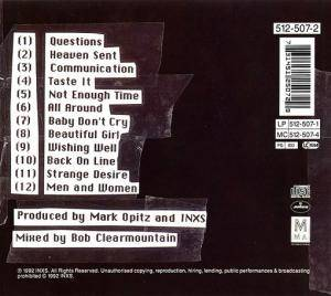 INXS: Welcome To Wherever You Are (CD) - Bild 8