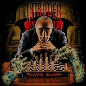 Intruder: Psycho Savant - Cover