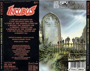 Incubus: Beyond The Unknown (CD) - Bild 2