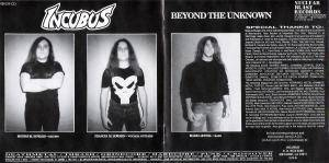 Incubus: Beyond The Unknown (CD) - Bild 4