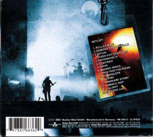 In Flames: The Tokyo Showdown - Live In Japan 2000 (CD) - Bild 2