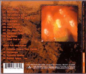 In Flames: The Jester Race / Black-Ash Inheritance (CD) - Bild 2