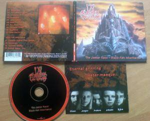 In Flames: The Jester Race / Black-Ash Inheritance (CD) - Bild 4