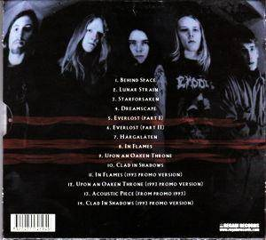 In Flames: Lunar Strain (CD) - Bild 2