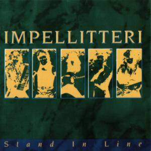 Impellitteri: Stand In Line - Cover