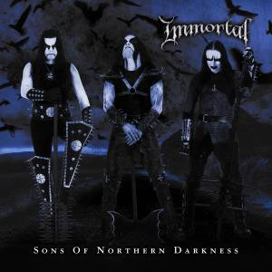 Immortal: Sons Of Northern Darkness (CD) - Bild 1
