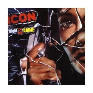 Icon: Night Of The Crime - Cover