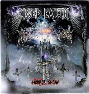Iced Earth: Horror Show - Cover