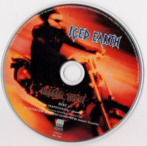 Iced Earth: Horror Show (2-CD) - Bild 4