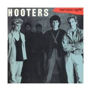 Hooters, The: Nervous Night - Cover