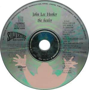 John Lee Hooker: The Healer (CD) - Bild 3