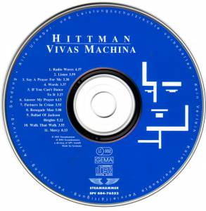 Hittman: Vivas Machina (CD) - Bild 3