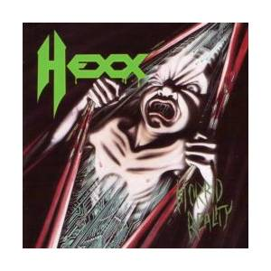 Hexx: Morbid Reality - Cover