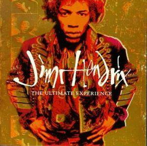 Jimi Hendrix: Ultimate Experience, The - Cover
