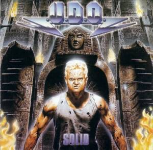 U.D.O.: Solid - Cover