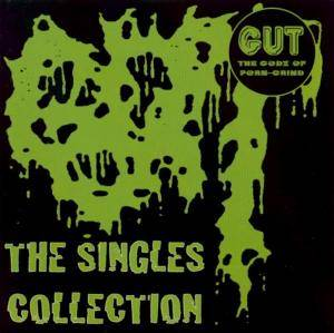 GUT: Singles Collection, The - Cover