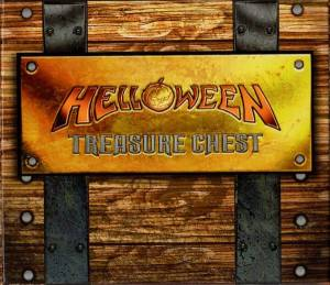 Helloween: Treasure Chest - Cover