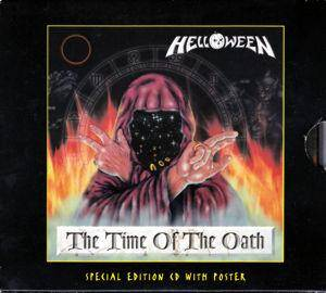 Helloween: The Time Of The Oath (CD) - Bild 1
