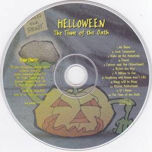 Helloween: The Time Of The Oath (CD) - Bild 5