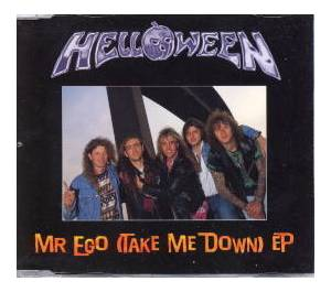 Helloween: Mr. Ego (Take Me Down) - Cover