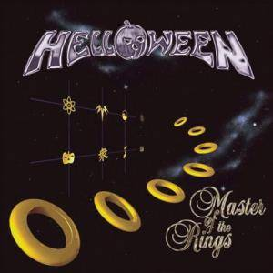 Helloween: Master Of The Rings - Cover
