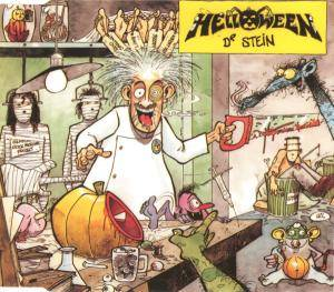 Helloween: Dr. Stein - Cover