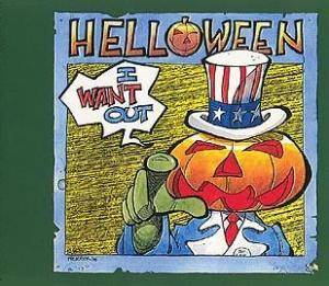 Helloween: I Want Out - Cover
