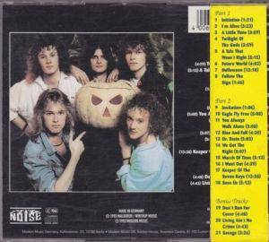 Helloween: Keeper Of The Seven Keys Parts 1 & 2 (2-CD) - Bild 2