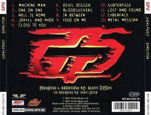 Judas Priest: Demolition (CD) - Bild 2