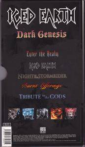 Iced Earth: Dark Genesis (5-CD) - Bild 4