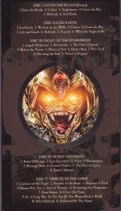 Iced Earth: Dark Genesis (5-CD) - Bild 5