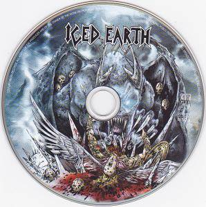 Iced Earth: Dark Genesis (5-CD) - Bild 7