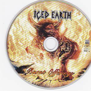 Iced Earth: Dark Genesis (5-CD) - Bild 9