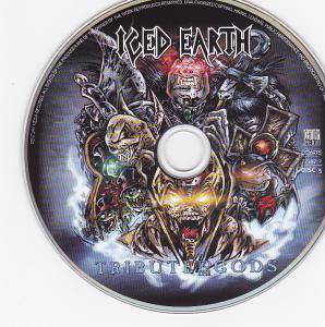 Iced Earth: Dark Genesis (5-CD) - Bild 10