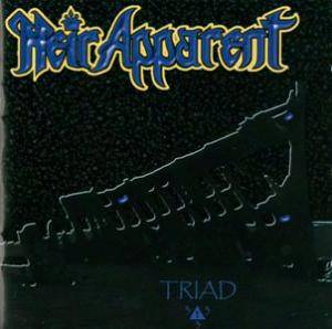 Heir Apparent: Triad (CD) - Bild 1
