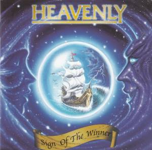 Heavenly: Sign Of The Winner - Cover