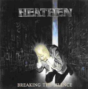 Heathen: Breaking The Silence - Cover