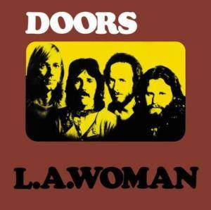 Cover - Doors, The: L.A. Woman