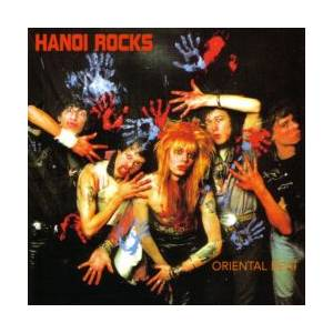 Cover - Hanoi Rocks: Oriental Beat