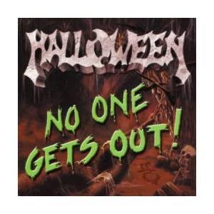 Halloween: No One Gets Out! - Cover