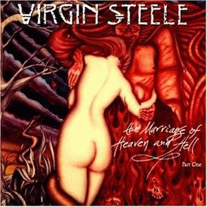 Virgin Steele: The Marriage Of Heaven And Hell Part One (CD) - Bild 1