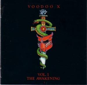 Voodoo X: Vol. I The Awakening - Cover