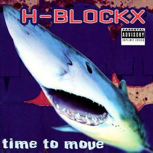 H-Blockx: Time To Move (CD) - Bild 1