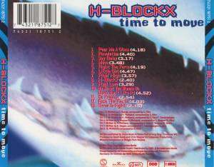 H-Blockx: Time To Move (CD) - Bild 3