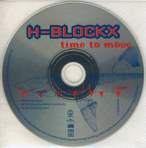 H-Blockx: Time To Move (CD) - Bild 4