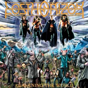 Lost Horizon: Awakening The World - Cover